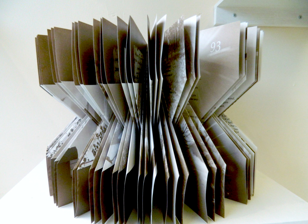 Folded book designs sold by We Are Crafty