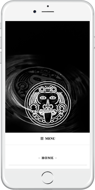 Mobile responsive web design for Aztec Spinners